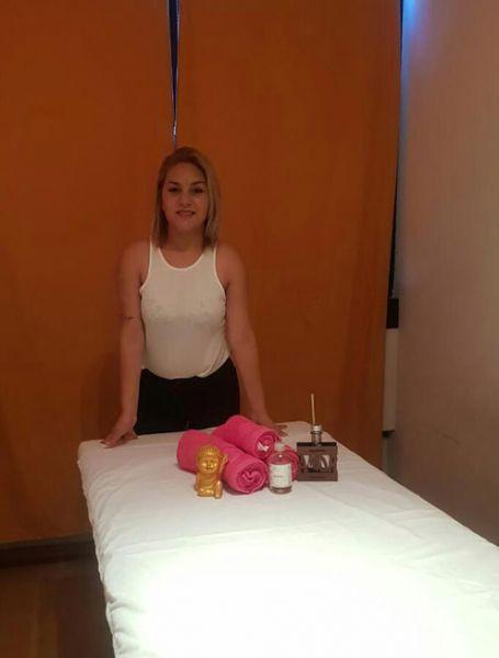 🌺Masajista Profesional Matriculada🌺  Te ofrezco una sesión de masaje:  Relajante Descontracturante Deportivo Tailandés Sedativo Piedras calientes Reflexología Me manejo con reserva de turnos.