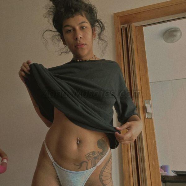 🧡 Hola! Soy Ludmila y doy masajes relajantes  😜 El servicio te lo brindo desnuda e incluye un relax manual  🤠 estoy en belgrano,  te espero